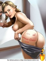 Celeb anal sex - Famous Comics Scarlett Johansson