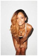 Sinful Rihanna - Famous Comics Rihanna